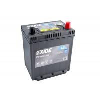 Автомобильный аккумулятор EXIDE Premium 6СТ-40Ah АзЕ ASIA 350A (EN) EA406