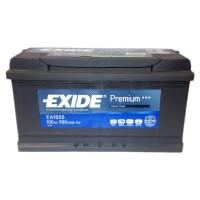 Автомобильный аккумулятор EXIDE Premium 6СТ-100Ah АзЕ 900A (EN) EA1000