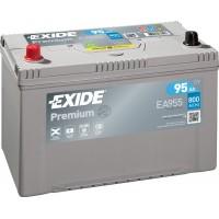 Автомобильный аккумулятор EXIDE Premium 6СТ-95Ah Аз ASIA 800A (EN) EA955