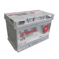 Автомобильный аккумулятор A-Mega EFB Start Stop 6СТ-78Ah АзЕ 790A (EN)
