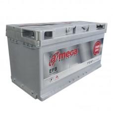 Автомобильный аккумулятор A-Mega EFB Start Stop 6СТ-110Ah АзЕ 970A (EN)