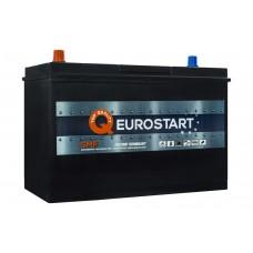 Автомобильный аккумулятор EUROSTART 6СТ-115Ah Аз Asia 1050A (EN) 615738105