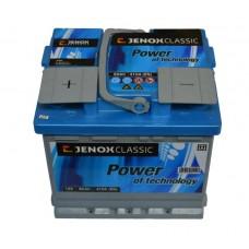Автомобильный аккумулятор JENOX Classic 6СТ-50Ah Аз 410A (EN) R045613AC 2018