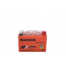 Аккумулятор мото MAXION YTX 4Ah GEL YTX4L-BS