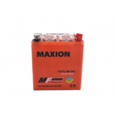 Аккумулятор мото MAXION YTX 7Ah GEL YTX7L-BS