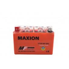 Аккумулятор мото MAXION YTX 9Ah GEL YTX9-BS