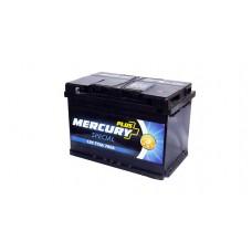 Автомобильный аккумулятор MERCURY SPECIAL Plus 6СТ-77Ah АзЕ 760A (EN)