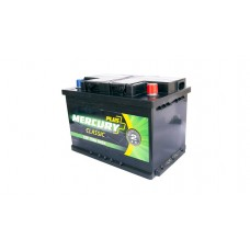 Автомобильный аккумулятор MERCURY CLASSIC Plus 6СТ-75Ah АзЕ 640A (EN)