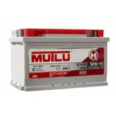 Автомобильный аккумулятор Mutlu SFB 6СТ-78Ah АзЕ 780A (EN) LB3.78.078.A