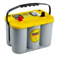 Автомобильный аккумулятор OPTIMA YellowTop AGM YTS-4.2 6СТ-55Ah Аз ASIA 765A (EN) 812254000