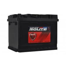 Автомобильный аккумулятор SOLITE R AGM 6СТ-60Ah АзЕ 640A (CCA) AGM60