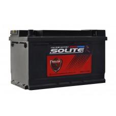Автомобильный аккумулятор SOLITE R EFB 6СТ-70Ah АзЕ 680A (CCA) EFB70