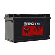 Автомобильный аккумулятор SOLITE R EFB 6СТ-80Ah АзЕ 740A (CCA) EFB80