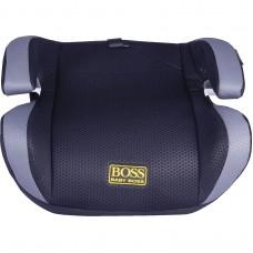 Автокресло бустер BABY BOSS серый 3-12 лет (22-36кг) HB605