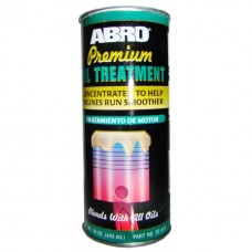 Присадка Abro Premium Oil Treatment в моторное масло OT-511 443мл