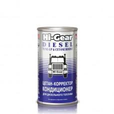Цетан-корректор Hi-Gear Diesel Tune-Up & Cetane Boost для дизельного топлива HG3435 325мл