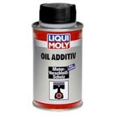 Присадка Liqui Moly Oil Additiv в моторное масло антифрикционная 3901 125мл