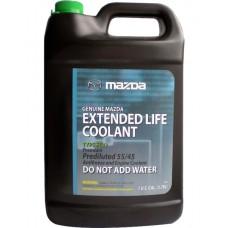 Антифриз Mazda Extended Life Type FL22 G11 -44°C (-47°F) зеленый 4л 000077508E20
