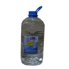 Вода дистиллированная NEW FORMULA ПЕТ кан. 4,5л