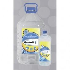 Дистиллированная вода SPUTNIK 5л