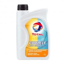 Антифриз TOTAL Coolelf Auto Supra G12 -37°C красный 1л 172766