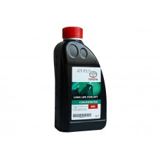Антифриз TOYOTA Long Life Coolant G12 концентрат -80°C красный 1л 0888980039