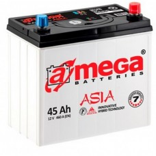 Аккумулятор A MEGA 6СТ-45 АзЕ ТК Asia (460EN)