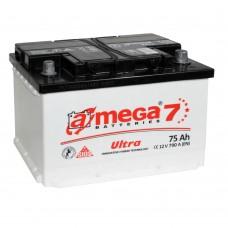 Аккумулятор A MEGA 6СТ-75 АзЕ Ultra (790EN)