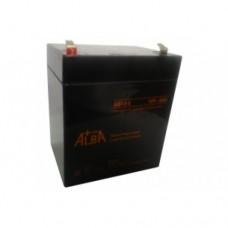 Аккумулятор тяговий Alba AB 6СТ-5Ah 12-5 без нижн. бурта