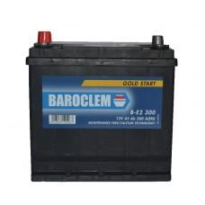 Аккумулятор Baroclem 6СТ-45 Аз Gold Start Asia (545 107 030BA), (300EN)