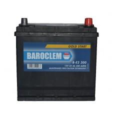 Аккумулятор Baroclem 6СТ-45 АзЕ Gold Start Asia (545 106 030BA), (300EN)