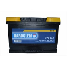 Аккумулятор Baroclem 6СТ-70 Аз Gold (570 410 064BA), (640EN)