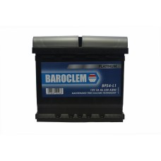 Аккумулятор Baroclem 6СТ-54 АзЕ Platinum (554 400 053BA), (530EN)