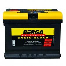 Аккумулятор BERGA 6СТ-60 АзЕ Basic Block (540EN)