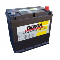 Аккумулятор BERGA 6СТ-45А АзЕ ASIA Start Block (300EN) (545106030)