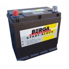 Аккумулятор BERGA 6СТ-45А Аз ASIA Start Block (300EN) (545107030)