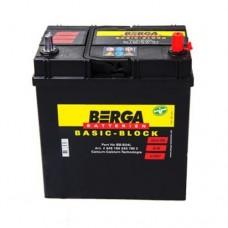 Аккумулятор BERGA 6СТ-45А АзЕ ASIA Basic Block (330EN) (545155033)