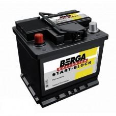 Аккумулятор BERGA 6СТ-45А Аз  Start Block (400EN) (545413040)