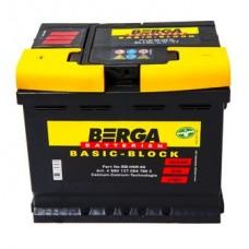 Аккумулятор BERGA 6СТ-60А Аз Basic Block (540EN) (560127054)
