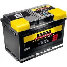 Аккумулятор BERGA 6СТ-70А АзЕ Basic Block (640EN) (570144064)