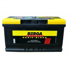 Аккумулятор BERGA 6СТ-95А АзЕ Basic Block (800EN) (595402080)