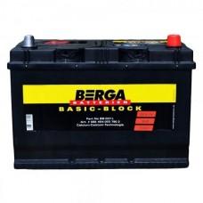 Аккумулятор BERGA 6СТ-95А АзЕ ASIA Basic Block (830EN) (595404083)