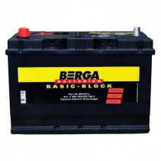 Аккумулятор BERGA 6СТ-95А Аз ASIA Basic Block (830EN) (595405083)