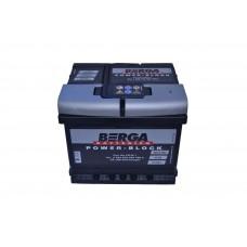 Автомобильный аккумулятор BERGA Power Block 6СТ-44Ah АзЕ 440A (EN) 544402044