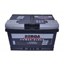 Автомобильный аккумулятор BERGA Power Block 6СТ-72Ah АзЕ 680A (EN) 572409068