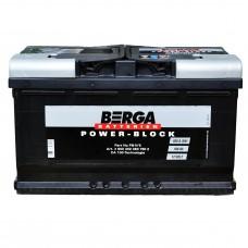Аккумулятор BERGA 6СТ-100Ah АзЕ Power Block (830EN)
