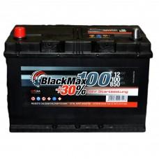 Аккумулятор BlackMax 6СТ-100Ah Аз B4029 ASIA (850EN)