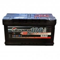 Аккумулятор BlackMax 6СТ-100Ah АзЕ B5013 (850EN)