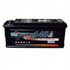 Аккумулятор BlackMax 6СТ-140Ah Аз BТ5075 (1000EN)