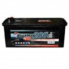 Аккумулятор BlackMax 6СТ-200Ah АзЕ BТ5078 (1200EN)